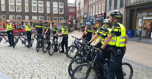 voor opleidingen politie